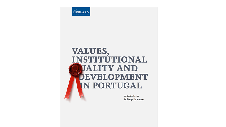 Values, Institutional Quality And Development In Portugal