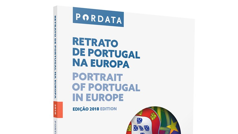 Portrait of Portugal in Europe